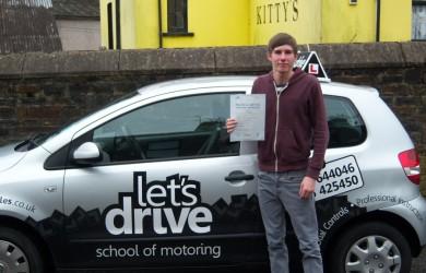 Lets Drive Wales